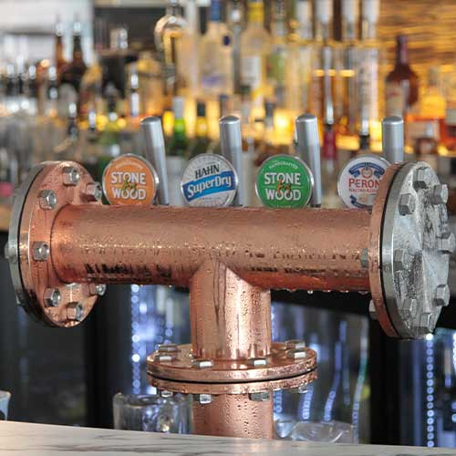 Beer Dispense Towers And Fonts